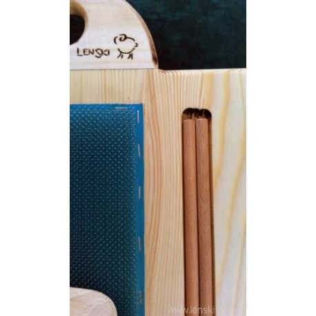 Blending board (tablica do mieszania wełny)